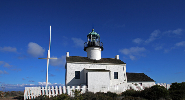 Old Point Loma Lighthouse (8057)