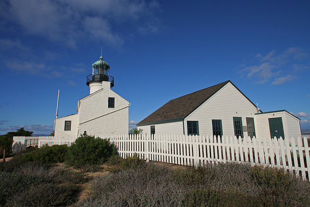 Old Point Loma Lighthouse (8063)