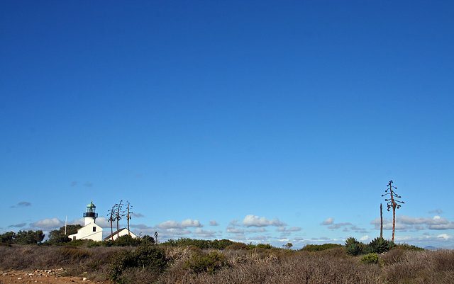 Old Point Loma Lighthouse (8064)