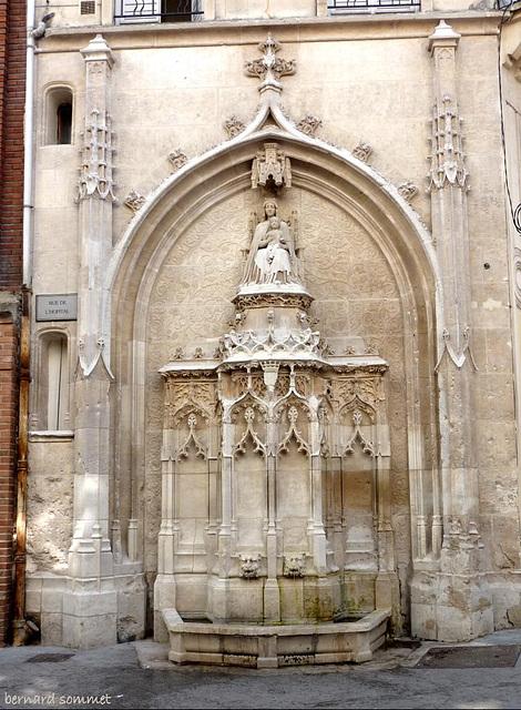 Fontaine de la Crosse