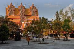 Wat Wang Wiwekaram in Sangkhlaburi