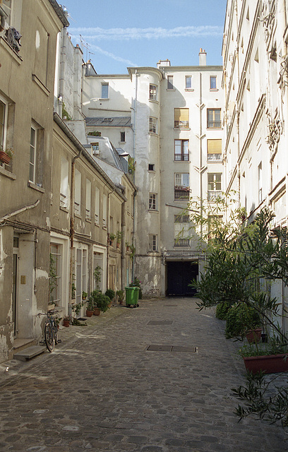 Rue Saint-Maur , dans le 11 ème