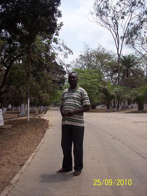 Jean Bosco à Lukala/Bas-Congo