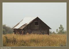 Old Barn at Lac La Hache, BC