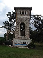 Lost creek / San Antonio, Texas. USA - 29 juin 2010