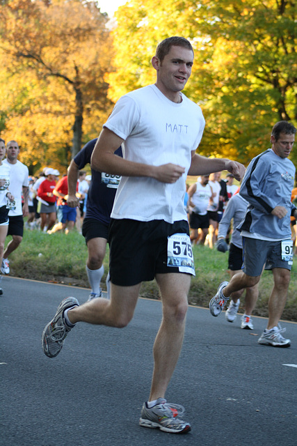 74.MCM34.TheRace.Route110.Arlington.VA.25October2009