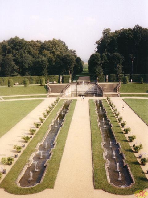 1997-08-16 18 Dresdeno, baroka ĝardeno Großsedlitz