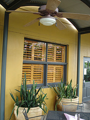 El Mirador restaurant / San Antonio, Texas. USA - 29 juin 2010