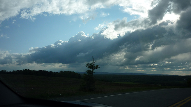 La beauté du ciel !