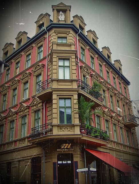 Alt-Berliner Haus