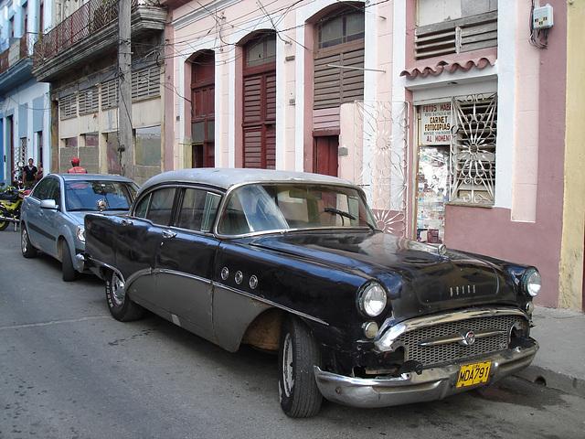 Buick / Matanzas, CUBA. 5 février 2010