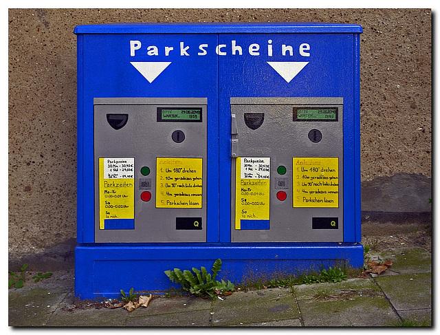 """""""Parkscheinautomat"""""""