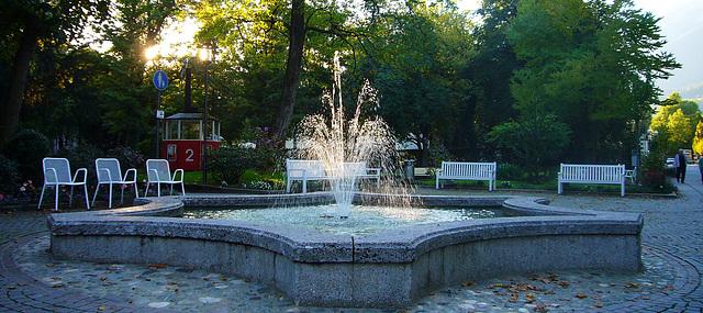 Kleine Fontaine