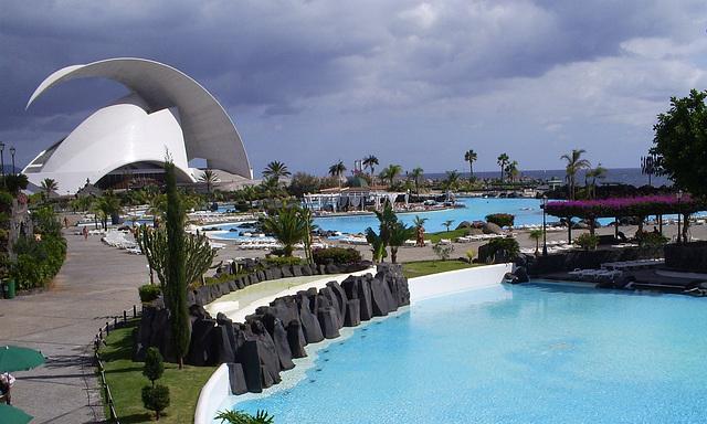 ¿Cual de los tres Auditorios? Santa Cruz de Tenerife (1)