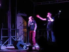 Platano (La Pafklik) kun Emma (Easyphaee)  - Festo 2010
