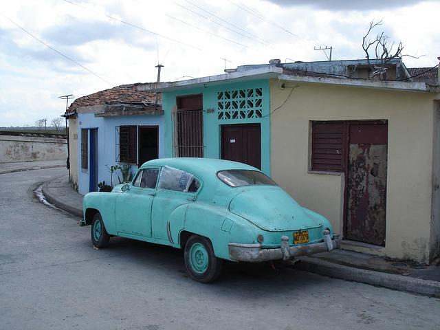 Matanzas, CUBA - 5 février 2010