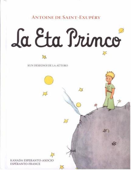 La Eta Princo. Esperanto
