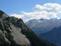 Berge des Bregenzer Waldes