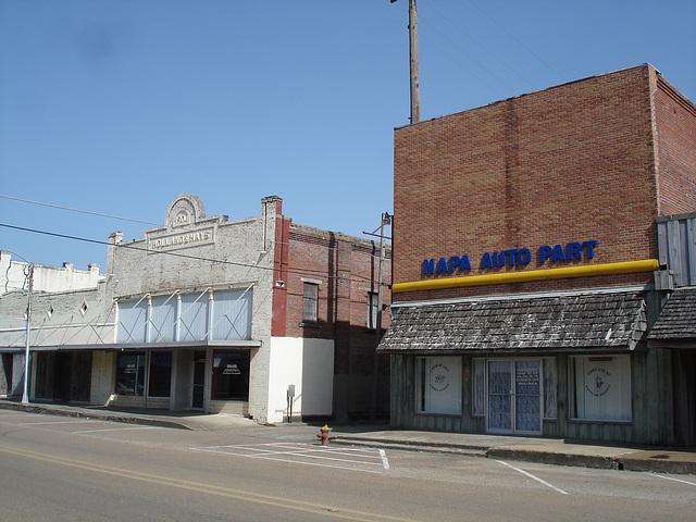 Holland & Hays- 1904 /  Hollandale, Mississippi. USA - 8 Juillet 2010
