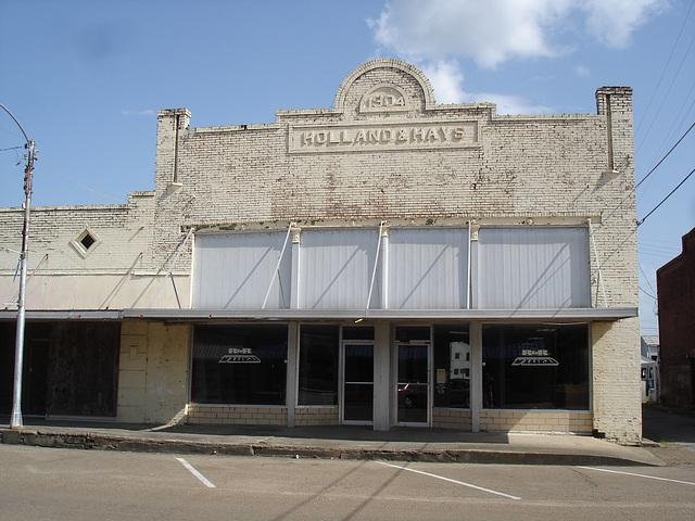 Holland & Hays - 1904 / Hollandale, Mississippi. USA - 8 Juillet 2010