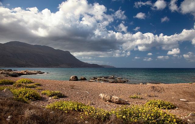 Peninsula Gramvousa