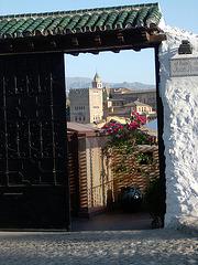 A La Alhambra desde el Albaycín 3
