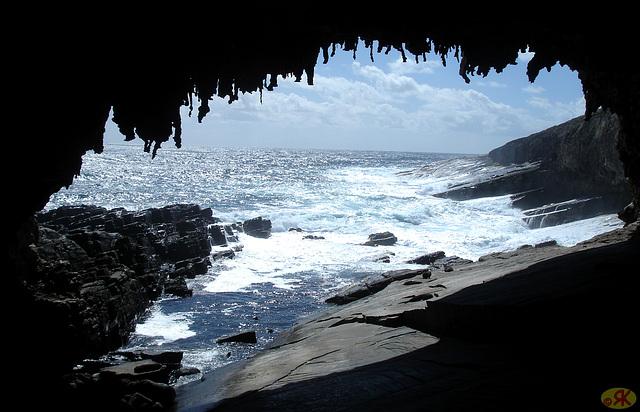 1997-07-23 099a Aŭstralio, Kangaroo Island, Admirals Arch