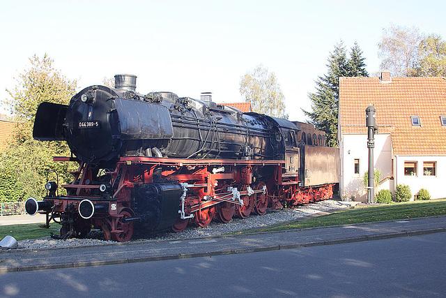 20101013 8541Aaw Güterzuglok, Altenbeken