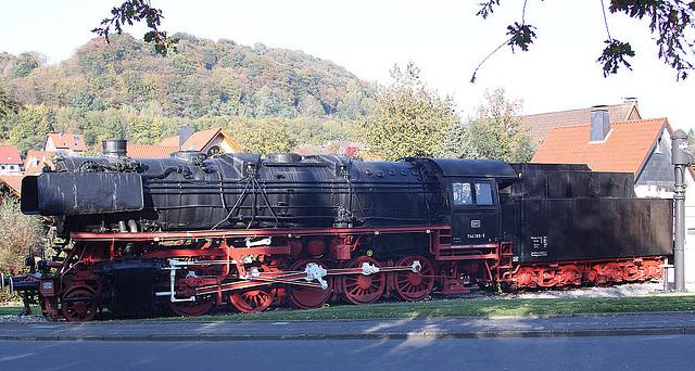20101013 8542Aaw Güterzuglok, Altenbeken