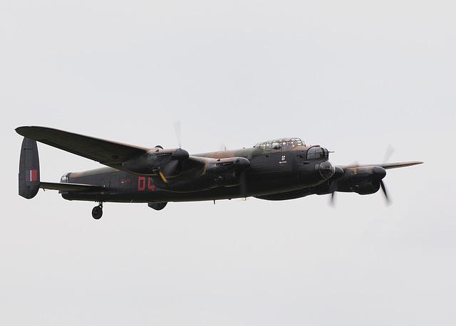 Memorial Flight Lancaster