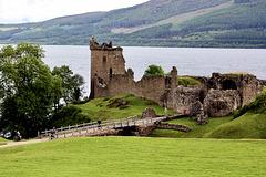 Burgruine Urquhart am Loch Ness