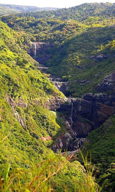 Tamarin Wasserfall