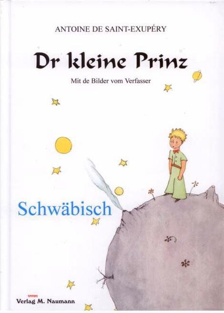 La Eta Princo. Ŝvaba Germana