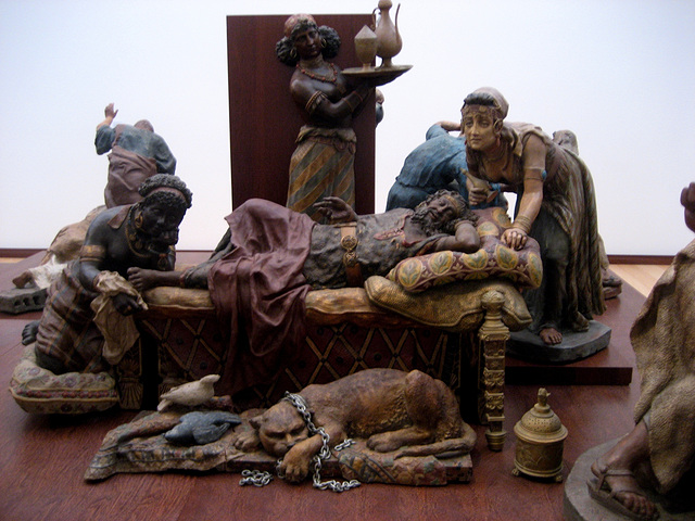 The Passion of Christ (3), sculpture