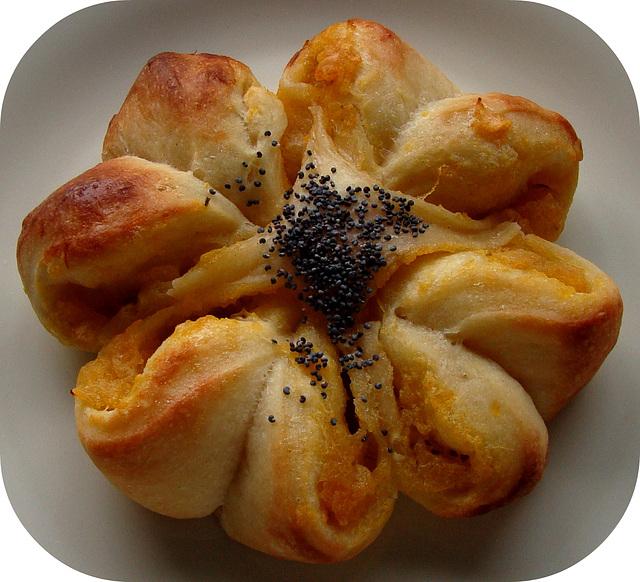 Flores de pan