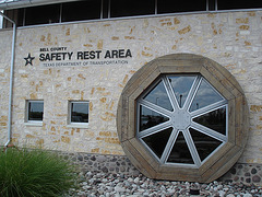 Bell county safety  area  / Texas, USA.  28-06-2010