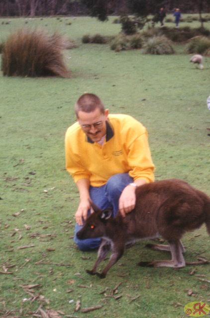 1997-07-23 109 Aŭstralio, Kangaroo Island