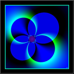 Cercles Bleus