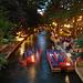 River walk by the night / San Antonio, Texas. USA - 28 juin 2010