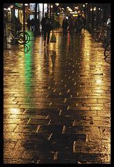 Les pavés d'or Parisiens...