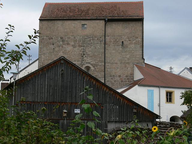 Oberpfalz - Burg Hof am Regen
