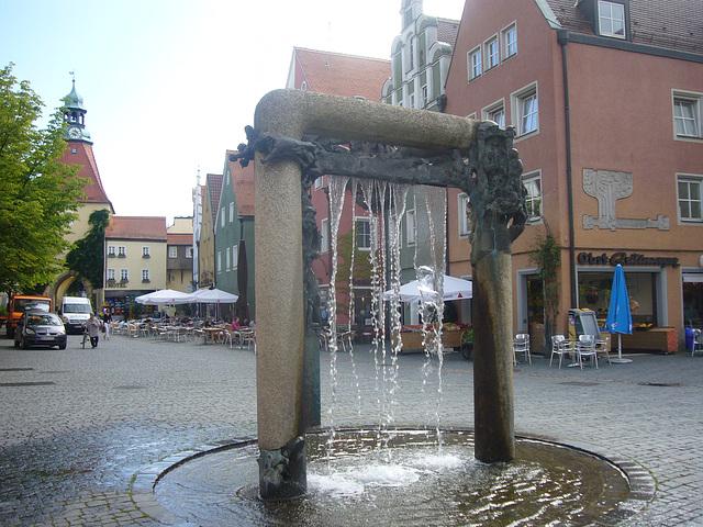 Weiden - Mauermannbrunnen