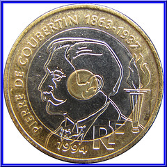 20 Francs Commémorative 1994 Avers