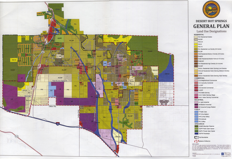 desert hot springs zoning map Ron S Log September 2010 Archives desert hot springs zoning map