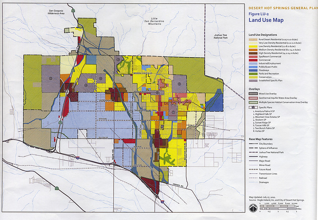 DHS General Plan Land Use - Preferred