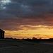 Sunset from Calshot Spit