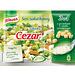 Knorr: Cezar-salato-saŭco kun toastaj kubetoj