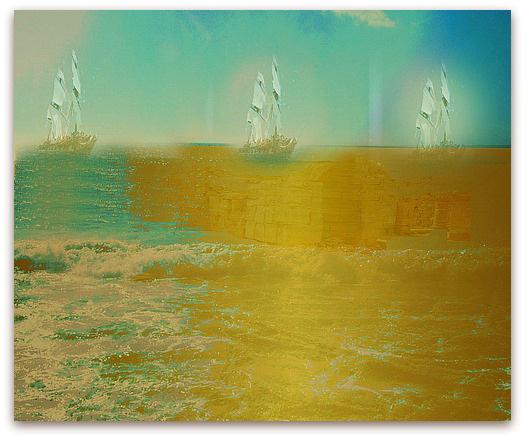 Christophe Colombe à la conquête de l'or