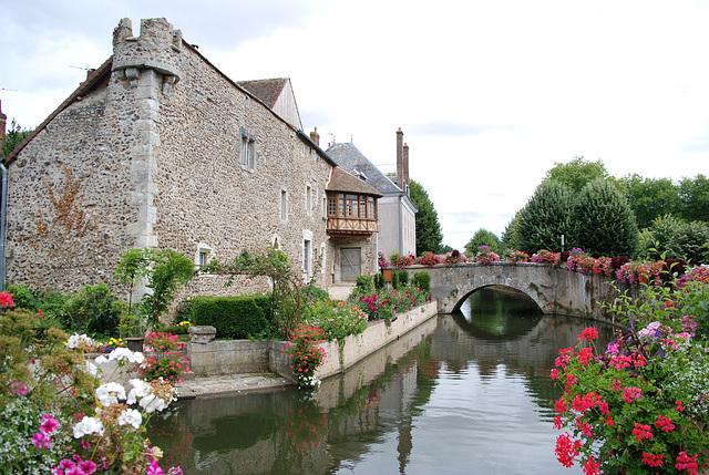 Canaux de Bonneval