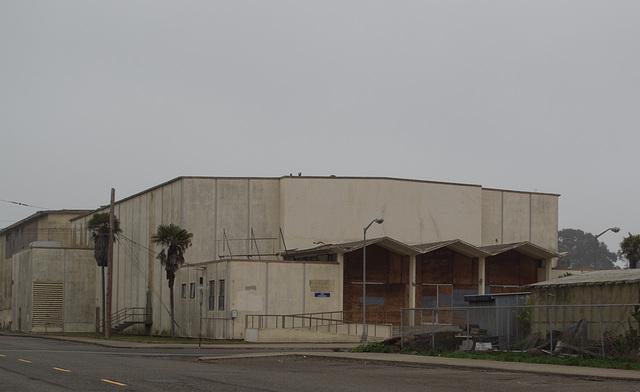 Treasure Island Naval Base theater (1002)